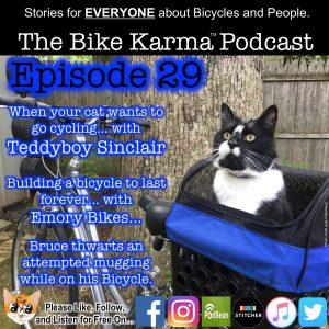 Bike Karma Poster