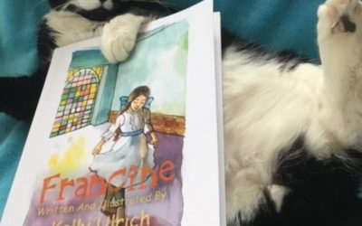 """Francine"" book written and illustrated by Kelly Ulrich"