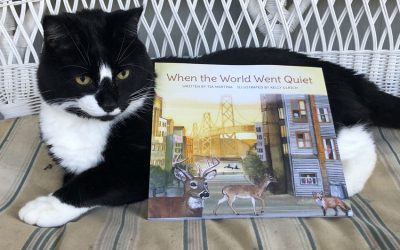 When the World Went Quietbook written by Tia Martina & illustrated by Kelly Ulrich